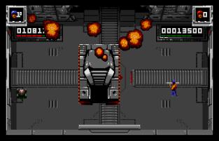 Smash TV Atari ST 20