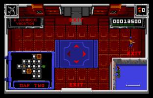 Smash TV Atari ST 23
