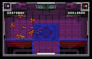 Smash TV Atari ST 34