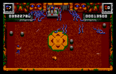 Smash TV Atari ST 55