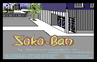 Sokoban C64 01