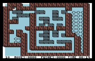 Sokoban C64 31