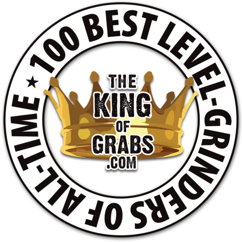 100 Best Level-Grinders Of All-Time on thekingofgrabs.com