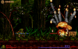 Alien Rampage PC 04