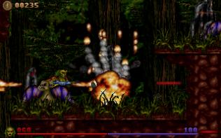 Alien Rampage PC 24