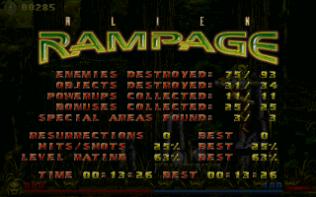 Alien Rampage PC 27