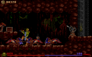 Alien Rampage PC 34