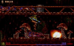 Alien Rampage PC 60