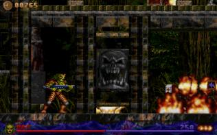 Alien Rampage PC 86