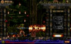 Alien Rampage PC 88