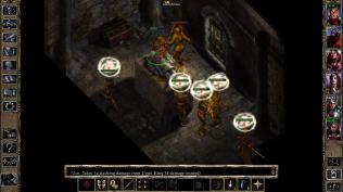 Baldur's Gate 2 Shadows of Amn PC 75