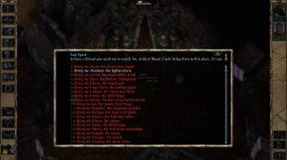 Baldur's Gate 2 Throne of Bhaal PC 12