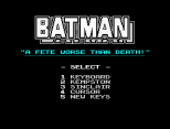 Batman The Caped Crusader ZX Spectrum 02