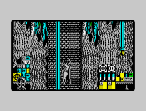 Batman The Caped Crusader ZX Spectrum 03