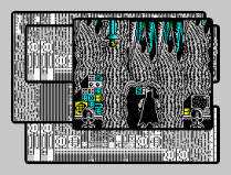 Batman The Caped Crusader ZX Spectrum 08