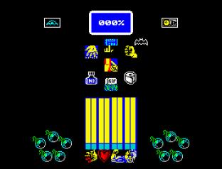 Batman The Caped Crusader ZX Spectrum 09