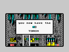 Batman The Caped Crusader ZX Spectrum 10