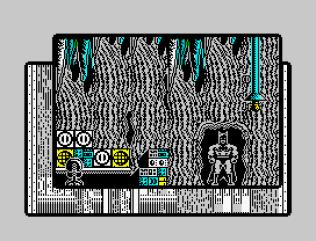 Batman The Caped Crusader ZX Spectrum 11