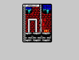 Batman The Caped Crusader ZX Spectrum 12