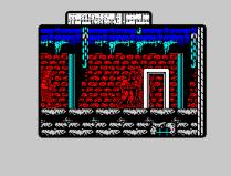 Batman The Caped Crusader ZX Spectrum 13