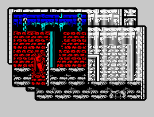 Batman The Caped Crusader ZX Spectrum 20