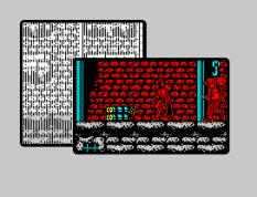 Batman The Caped Crusader ZX Spectrum 21