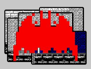Batman The Caped Crusader ZX Spectrum 31