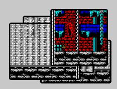 Batman The Caped Crusader ZX Spectrum 32