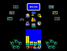 Batman The Caped Crusader ZX Spectrum 33