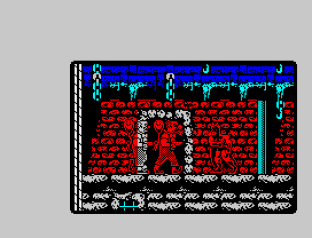 Batman The Caped Crusader ZX Spectrum 34