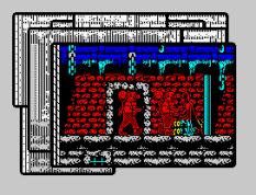 Batman The Caped Crusader ZX Spectrum 44