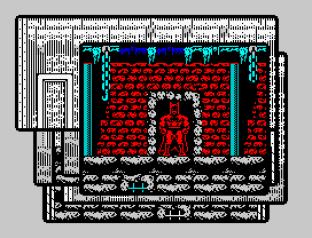 Batman The Caped Crusader ZX Spectrum 45