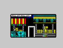 Batman The Caped Crusader ZX Spectrum 49