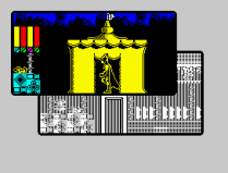 Batman The Caped Crusader ZX Spectrum 50