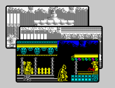 Batman The Caped Crusader ZX Spectrum 54