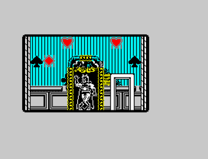 Batman The Caped Crusader ZX Spectrum 56