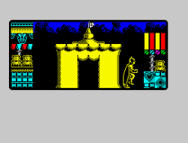 Batman The Caped Crusader ZX Spectrum 60