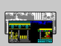 Batman The Caped Crusader ZX Spectrum 62