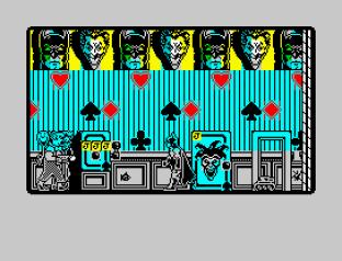 Batman The Caped Crusader ZX Spectrum 64
