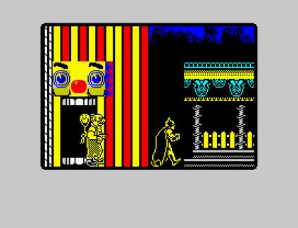 Batman The Caped Crusader ZX Spectrum 78