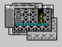 Batman The Caped Crusader ZX Spectrum 80