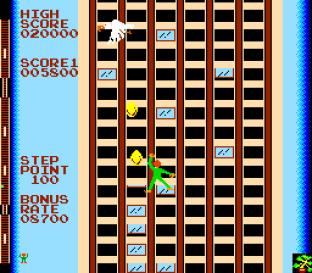 Crazy Climber Arcade 09