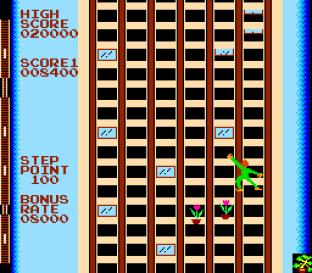 Crazy Climber Arcade 12