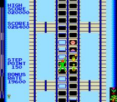 Crazy Climber Arcade 32