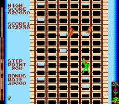 Crazy Climber Arcade 44