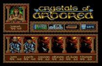 Crystals of Arborea Amiga 03