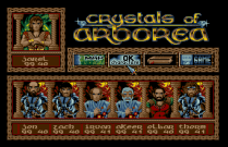 Crystals of Arborea Amiga 05