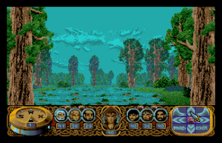 Crystals of Arborea Amiga 11