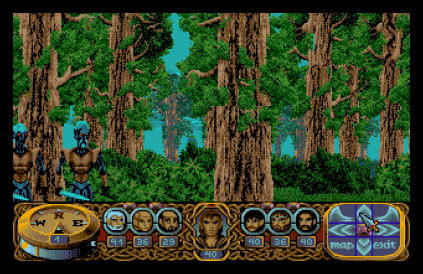 Crystals of Arborea Amiga 12
