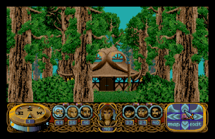 Crystals of Arborea Amiga 20